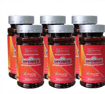 UPOWER--Pure Herbal Energetic Product for Anti Fatigue