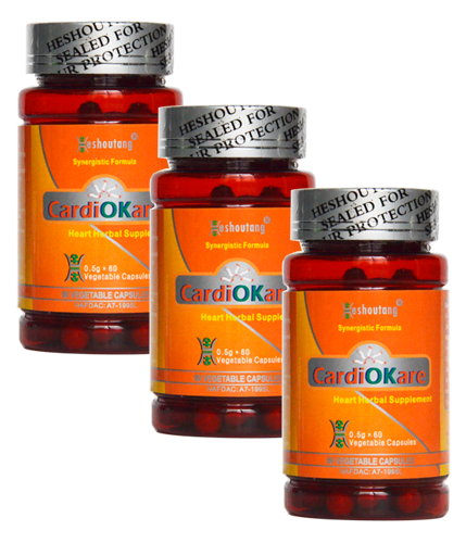 CardiOKare 1 Month Supply