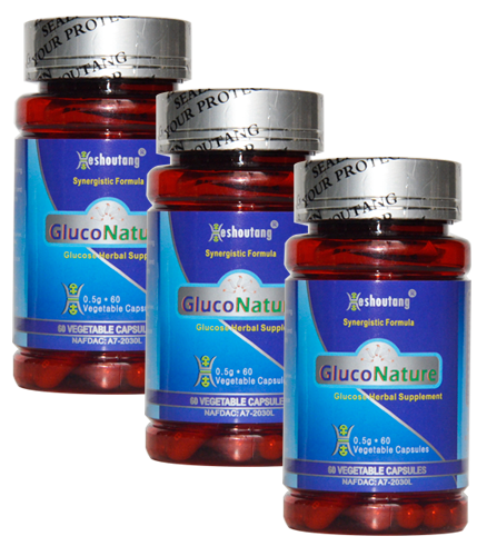 GlucoNature 1 Month Supply