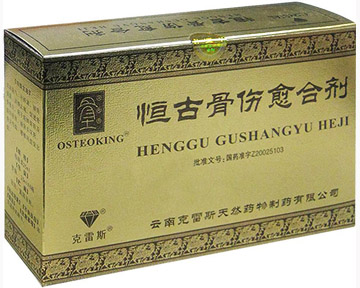 Henggu Gushang Yuheji-For Fracture and Femoral Head Necrosis