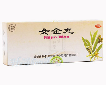 Tongrentang NvJin Wan-For Abnormal Menstruation