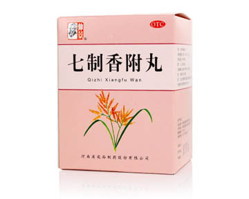 Qi Zhi Xiang Fu Wan-For Irregular Menstruation(Qi Stagnation)