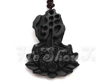 Stone Needle Pendant_For Radiation Proof & Fatigue Resistance