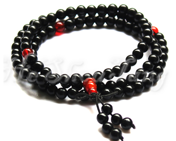 Magic Health Bracelet Made of Black Stone Needle