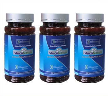 GlucoNature--Chinese Traditional Supplement for Diabetes