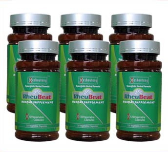 RheuBeat-Arthritis & Joint Pain Herbal Supplement