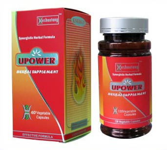 UPOWER--100% Herbal Energetic Product