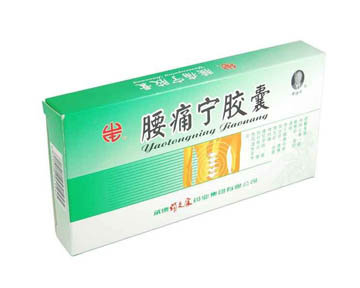 Yao Tong Ning Jiao Nang-For Lumbar Herniated Disc (Wind-cold)